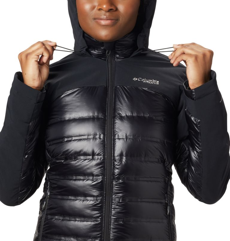 Heatzone™ 1000 TurboDown™ II Jacket | 010 | S Heatzone™ 1000 TurboDown™ II Jacket, Black, a2