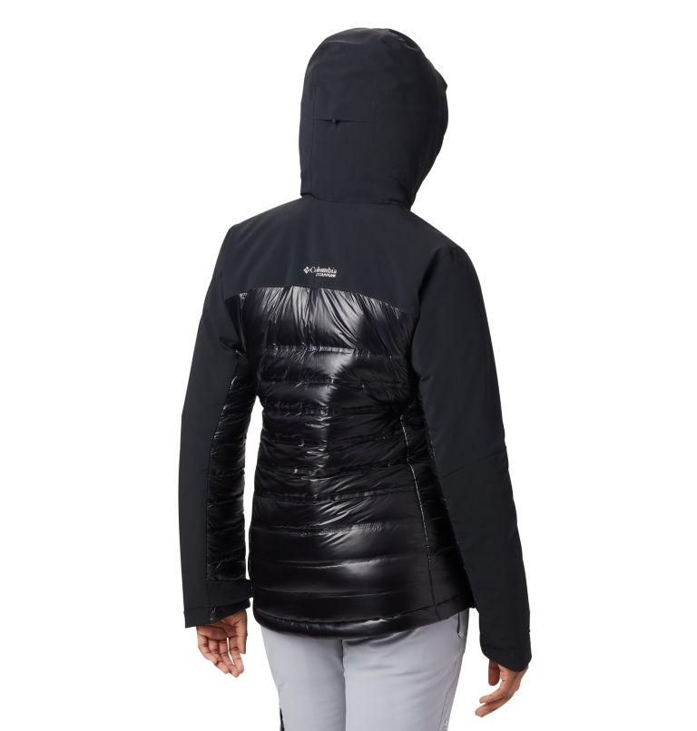 Heatzone™ 1000 TurboDown™ II Jacket | 010 | S Heatzone™ 1000 TurboDown™ II Jacket, Black, back