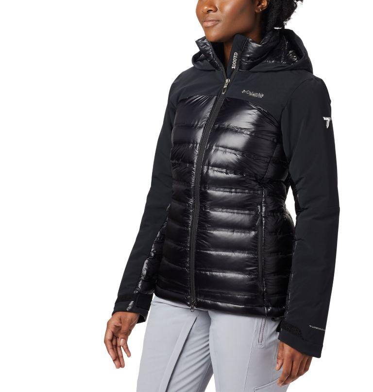 Heatzone™ 1000 TurboDown™ II Jacket | 010 | S Heatzone™ 1000 TurboDown™ II Jacket, Black, front