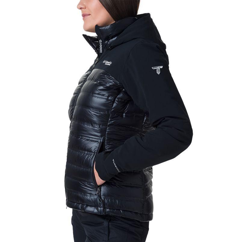 Heatzone™ 1000 TurboDown™ II J | 010 | L Women's Heatzone™ 1000 TurboDown™ II Jacket, Black, a1
