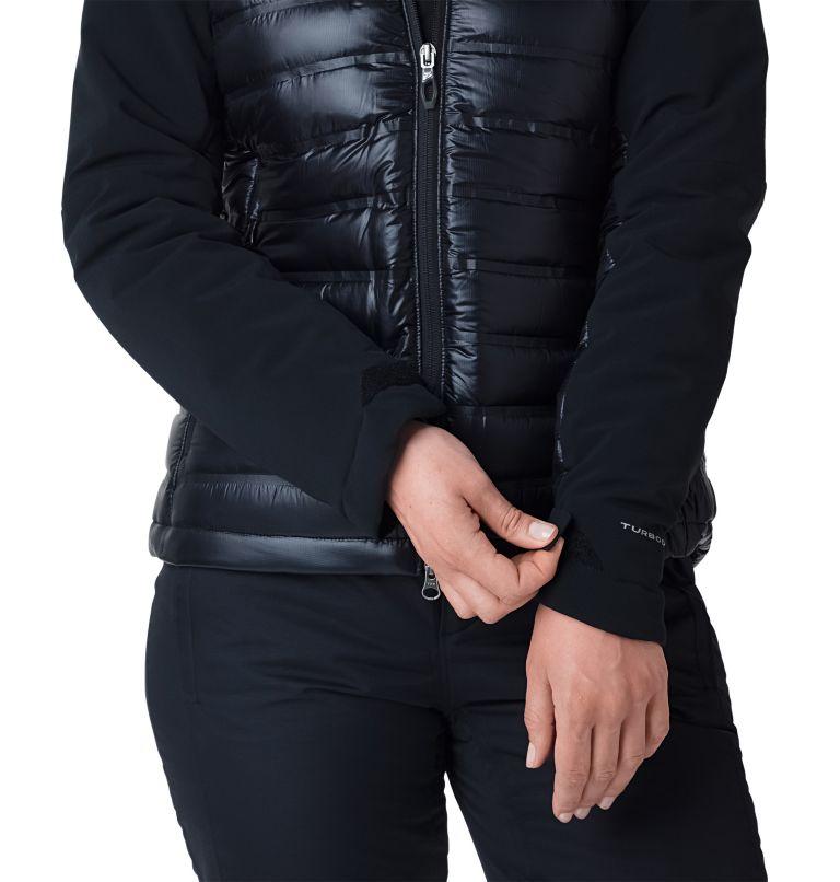 Heatzone™ 1000 TurboDown™ II J | 010 | M Women's Heatzone™ 1000 TurboDown™ II Jacket, Black, a3