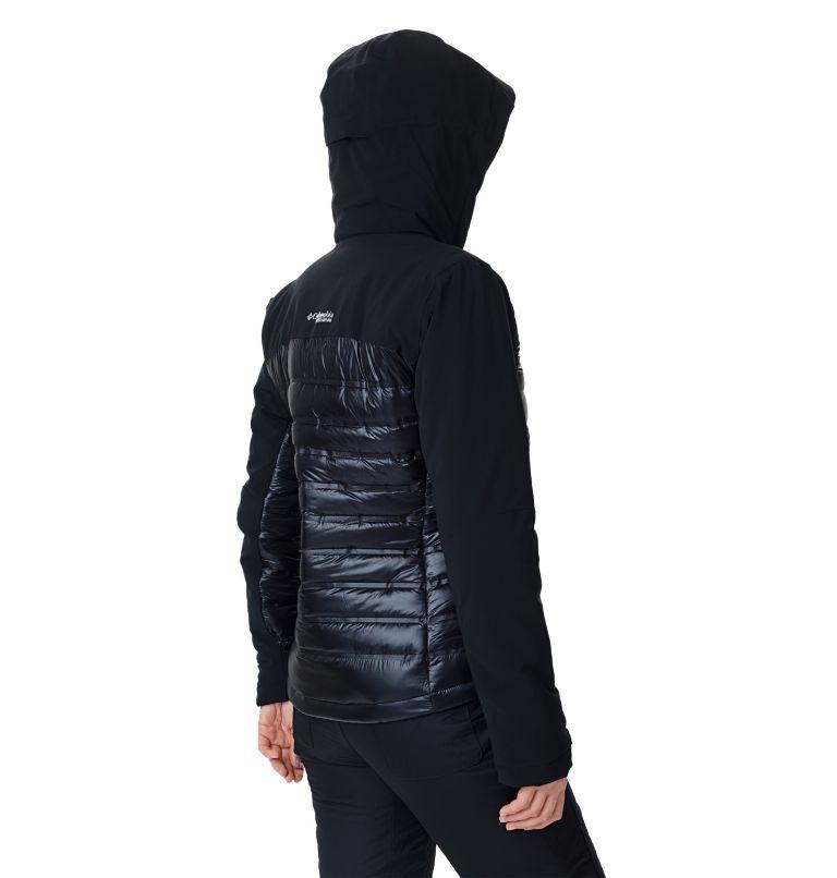 Heatzone™ 1000 TurboDown™ II J | 010 | M Women's Heatzone™ 1000 TurboDown™ II Jacket, Black, back