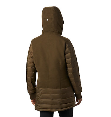 Boundary Bay™ Hybrid-Jacke für Damen Boundary Bay™ Hybrid Jacket | 319 | L, Olive Green, back