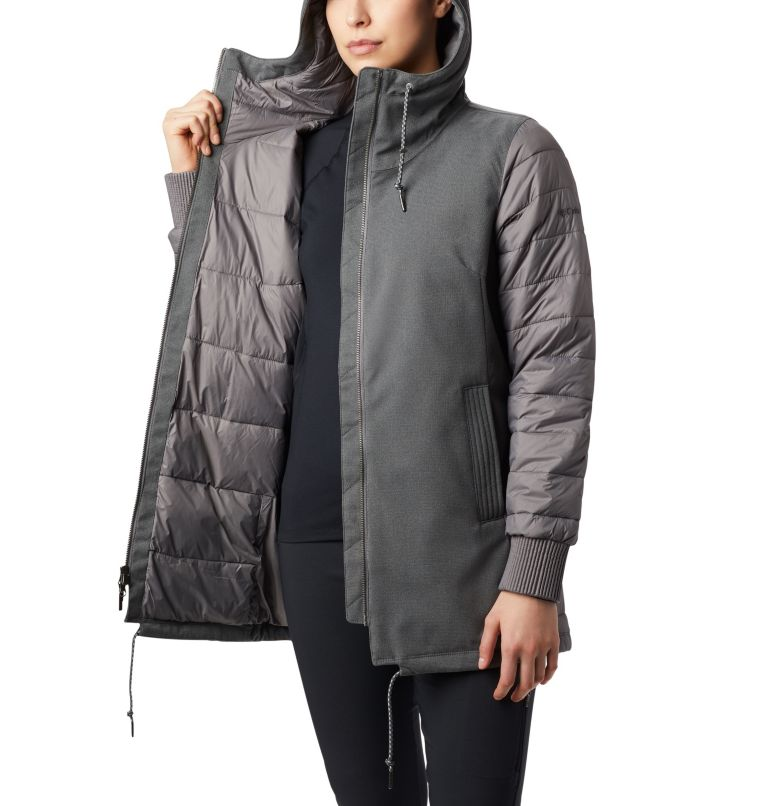 Women's Boundary Bay™ Hybrid Jacket - Plus Size Women's Boundary Bay™ Hybrid Jacket - Plus Size, a3