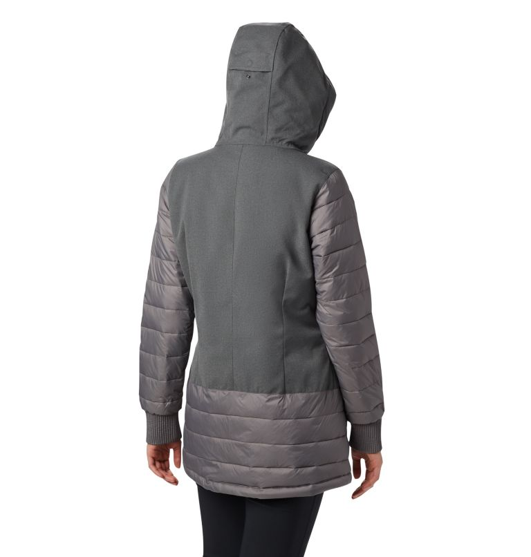 Women's Boundary Bay™ Hybrid Jacket - Plus Size Women's Boundary Bay™ Hybrid Jacket - Plus Size, back
