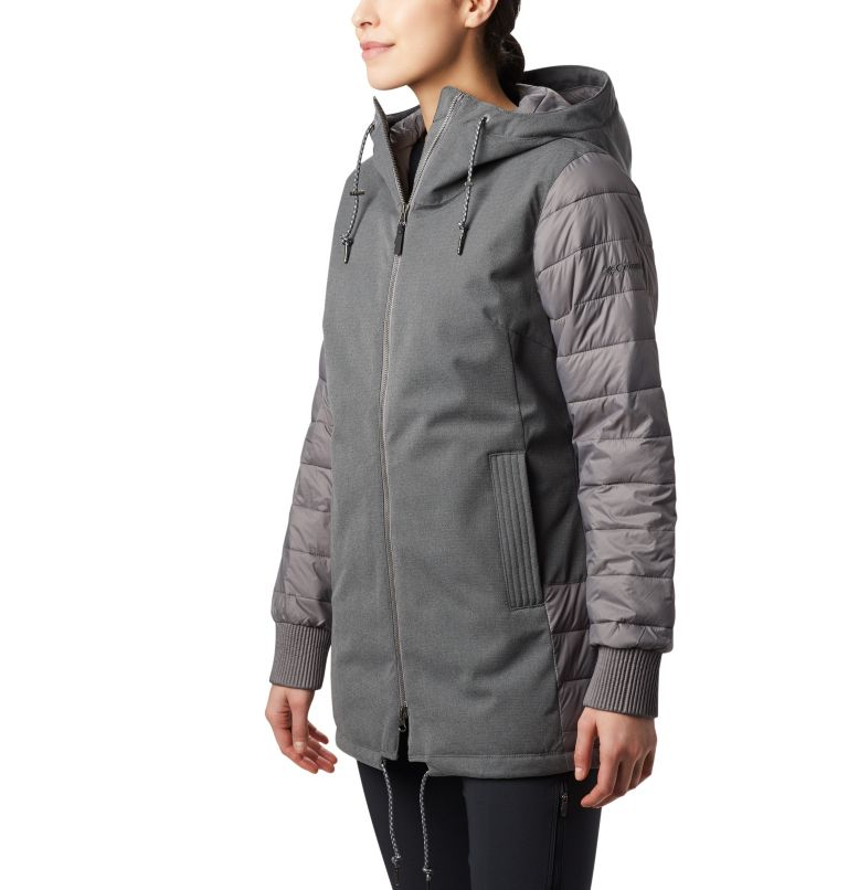 Women's Boundary Bay™ Hybrid Jacket - Plus Size Women's Boundary Bay™ Hybrid Jacket - Plus Size, front