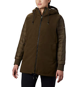Women's Boundary Bay™ Hybrid Jacket - Plus Size