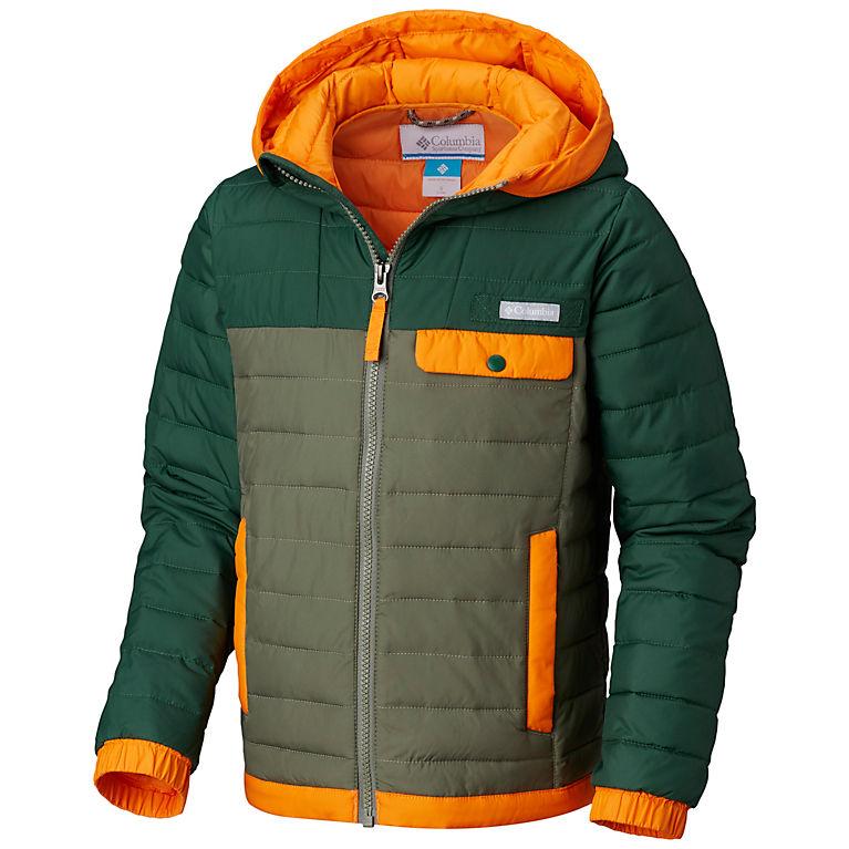Little Kids//Big Kids Columbia Kids Mens Mountainside/¿ Full Zip Jacket