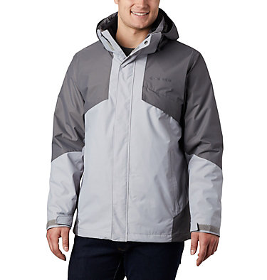 Men's Bugaboo™ II Fleece Interchange Jacket Bugaboo™ II Fleece Interchange Jacket | 432 | L, Columbia Grey, City Grey, front