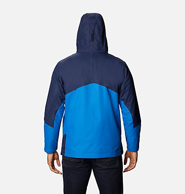 Men's Bugaboo™ II Fleece Interchange Jacket Bugaboo™ II Fleece Interchange Jacket | 432 | L, Bright Indigo, Collegiate Navy, back