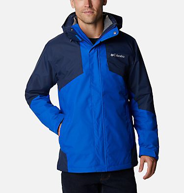 Men's Bugaboo™ II Fleece Interchange Jacket Bugaboo™ II Fleece Interchange Jacket | 432 | L, Azul, Collegiate Navy, front