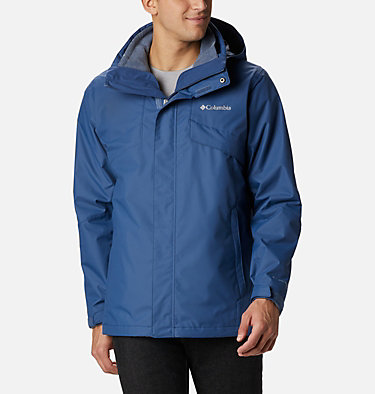 Men's Bugaboo™ II Fleece Interchange Jacket Bugaboo™ II Fleece Interchange Jacket | 432 | L, Night Tide, front
