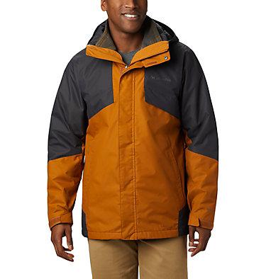 Men's Bugaboo™ II Fleece Interchange Jacket Bugaboo™ II Fleece Interchange | 479 | XXL, Burnished Amber, Shark, front