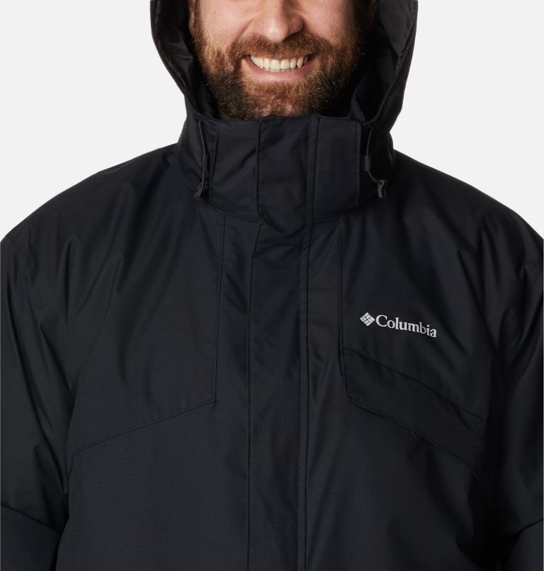 Men's Bugaboo™ II Fleece Interchange Jacket - Big Men's Bugaboo™ II Fleece Interchange Jacket - Big, a2