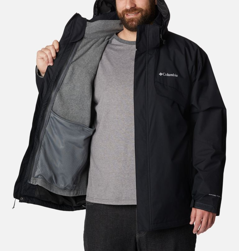 Men's Bugaboo™ II Fleece Interchange Jacket - Big Men's Bugaboo™ II Fleece Interchange Jacket - Big, a3