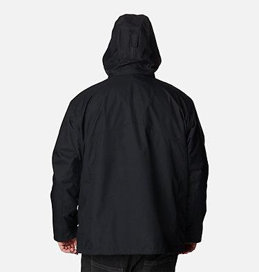 Men's Bugaboo™ II Fleece Interchange Jacket - Big Bugaboo™ II Fleece Interchange Jacket | 432 | 3X, Black, back