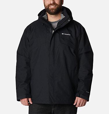 Men's Bugaboo™ II Fleece Interchange Jacket - Big Bugaboo™ II Fleece Interchange Jacket | 432 | 3X, Black, front