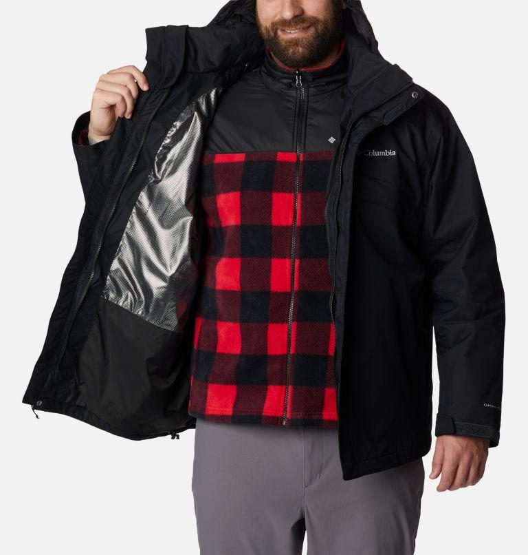 Men's Bugaboo™ II Fleece Interchange Jacket - Big Men's Bugaboo™ II Fleece Interchange Jacket - Big, a4
