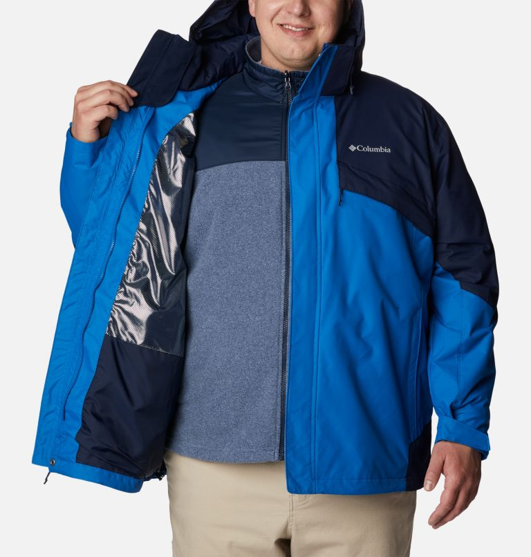 Men's Bugaboo™ II Fleece Interchange Jacket - Big Men's Bugaboo™ II Fleece Interchange Jacket - Big, a4