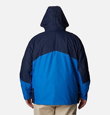 Men's Bugaboo™ II Fleece Interchange Jacket - Big Bugaboo™ II Fleece Interchange Jacket | 432 | 3X, Bright Indigo, Collegiate Navy, back