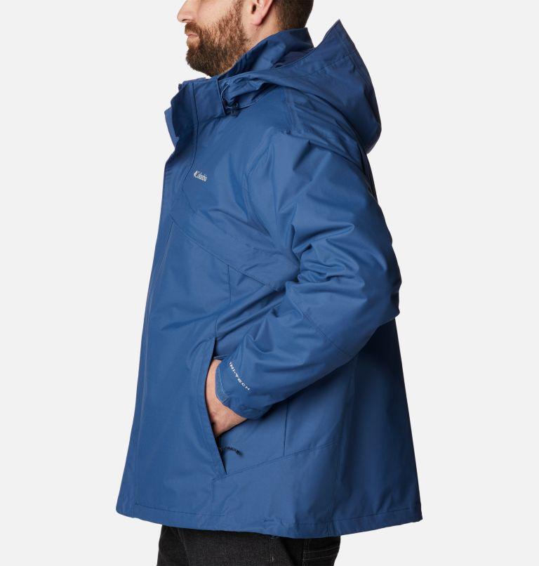 Manteau Interchange en laine polaire Bugaboo II pour homme - Tailles fortes Manteau Interchange en laine polaire Bugaboo II pour homme - Tailles fortes, a1