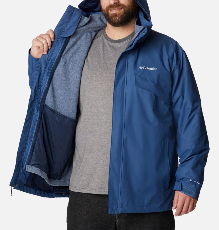 Manteau Interchange en laine polaire Bugaboo II pour homme - Tailles fortes Manteau Interchange en laine polaire Bugaboo II pour homme - Tailles fortes, a3