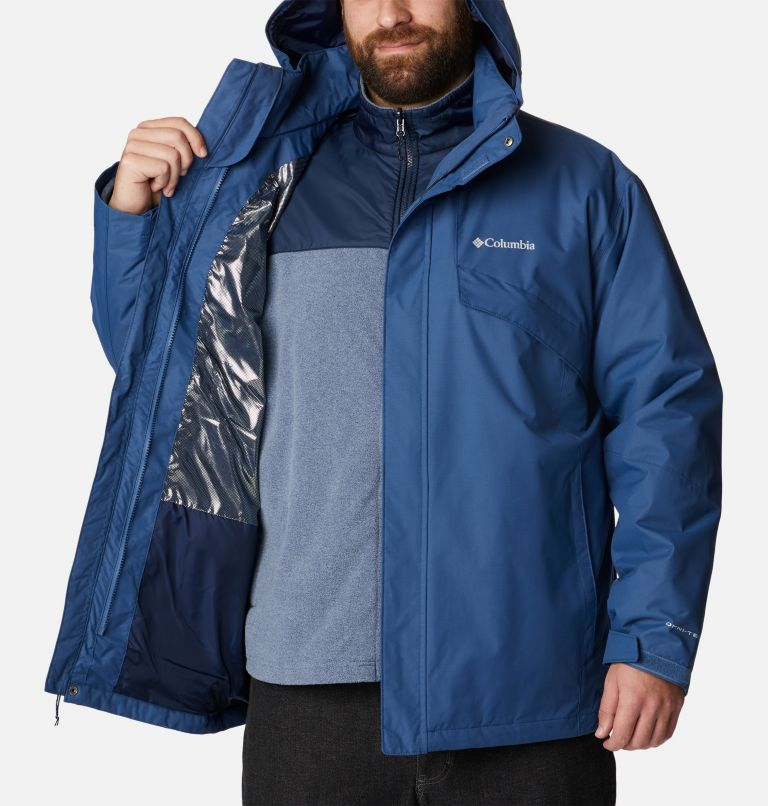 Men's Bugaboo™ II Fleece Interchange Jacket - Big Men's Bugaboo™ II Fleece Interchange Jacket - Big, a5