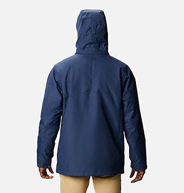 Men's Bugaboo™ II Fleece Interchange Jacket - Big Bugaboo™ II Fleece Interchange Jacket | 432 | 3X, Collegiate Navy, back