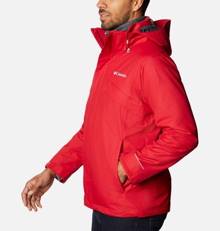 Bugaboo™ II Fleece Interchange Jacket | 615 | 3X Manteau Interchange en laine polaire Bugaboo II pour homme - Tailles fortes, Mountain Red, a1