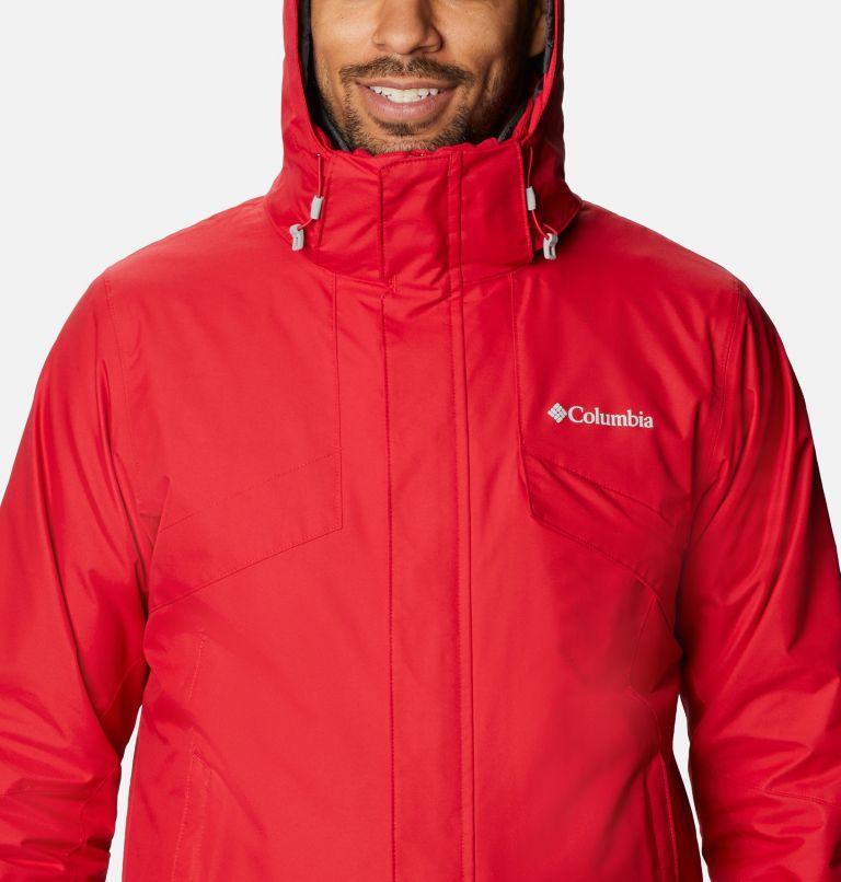 Bugaboo™ II Fleece Interchange Jacket | 615 | 3X Manteau Interchange en laine polaire Bugaboo II pour homme - Tailles fortes, Mountain Red, a2