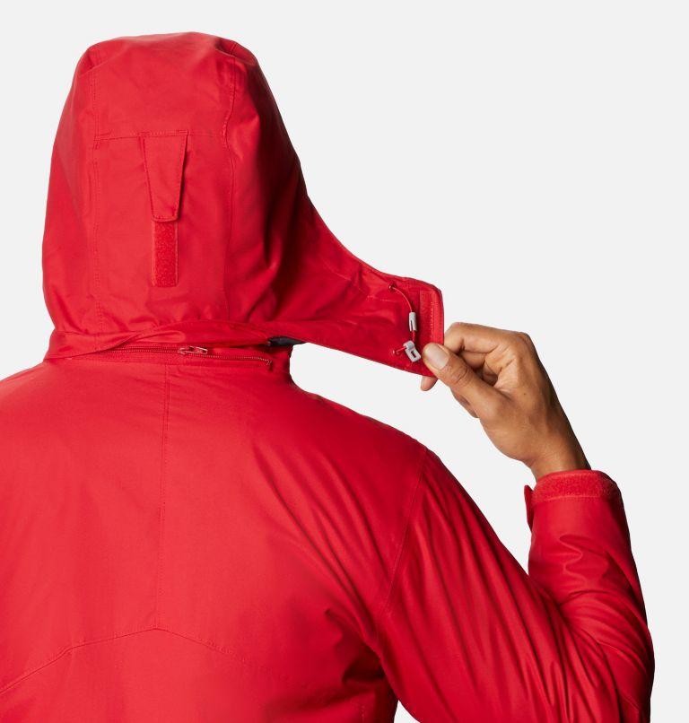 Bugaboo™ II Fleece Interchange Jacket | 615 | 3X Manteau Interchange en laine polaire Bugaboo II pour homme - Tailles fortes, Mountain Red, a5