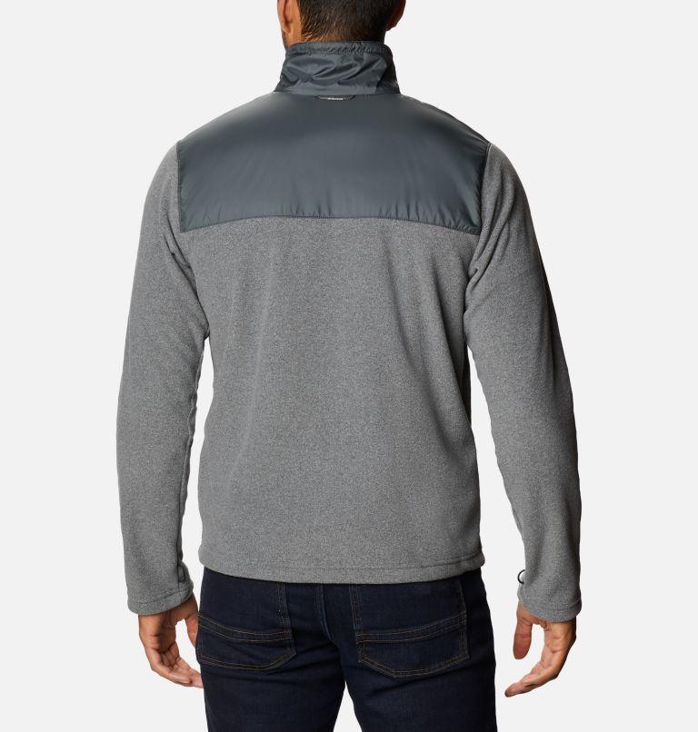 Bugaboo™ II Fleece Interchange Jacket | 615 | 3X Manteau Interchange en laine polaire Bugaboo II pour homme - Tailles fortes, Mountain Red, a7