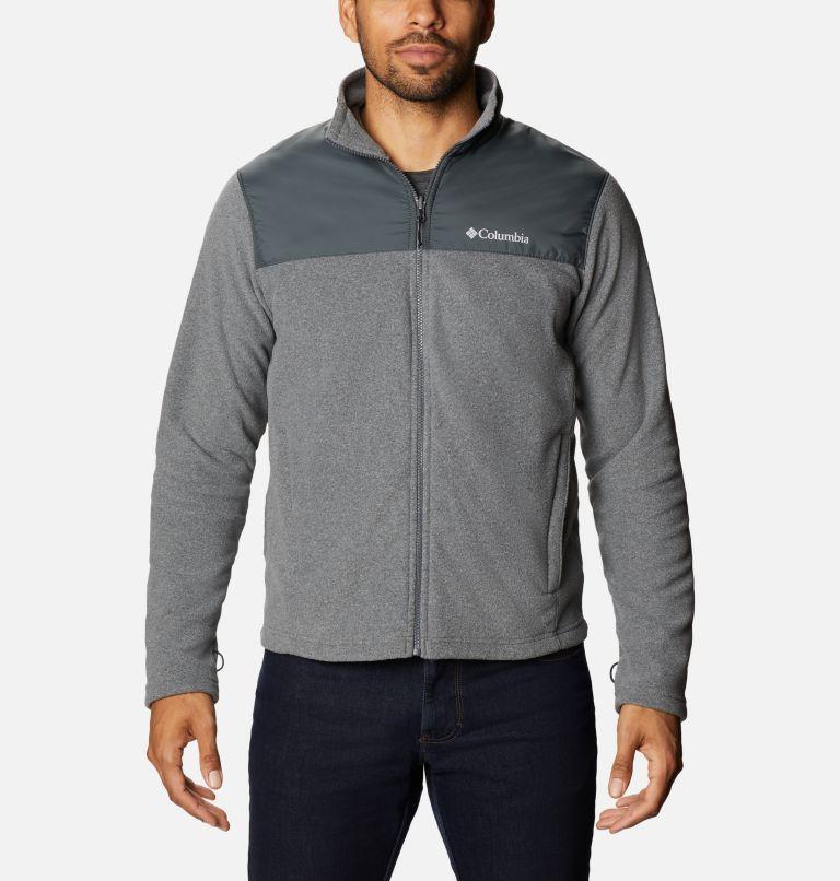 Bugaboo™ II Fleece Interchange Jacket | 615 | 3X Manteau Interchange en laine polaire Bugaboo II pour homme - Tailles fortes, Mountain Red, a8