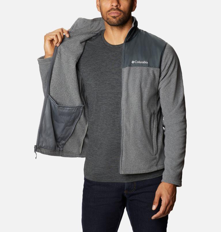 Bugaboo™ II Fleece Interchange Jacket | 615 | 3X Manteau Interchange en laine polaire Bugaboo II pour homme - Tailles fortes, Mountain Red, a9