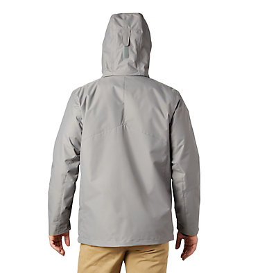 Men's Bugaboo™ II Fleece Interchange Jacket - Tall Bugaboo™ II Fleece Interchange | 479 | 4XT, Boulder, back