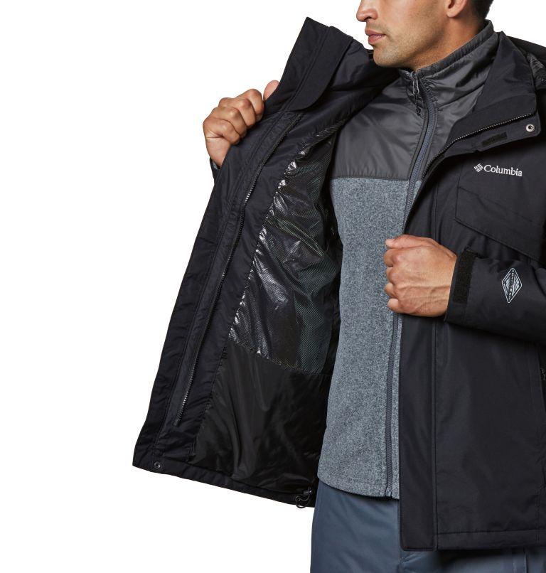 Bugaboo™ II Fleece Interchange Jacket | 010 | 2XT Men's Bugaboo™ II Fleece Interchange Jacket - Tall, Black, a5