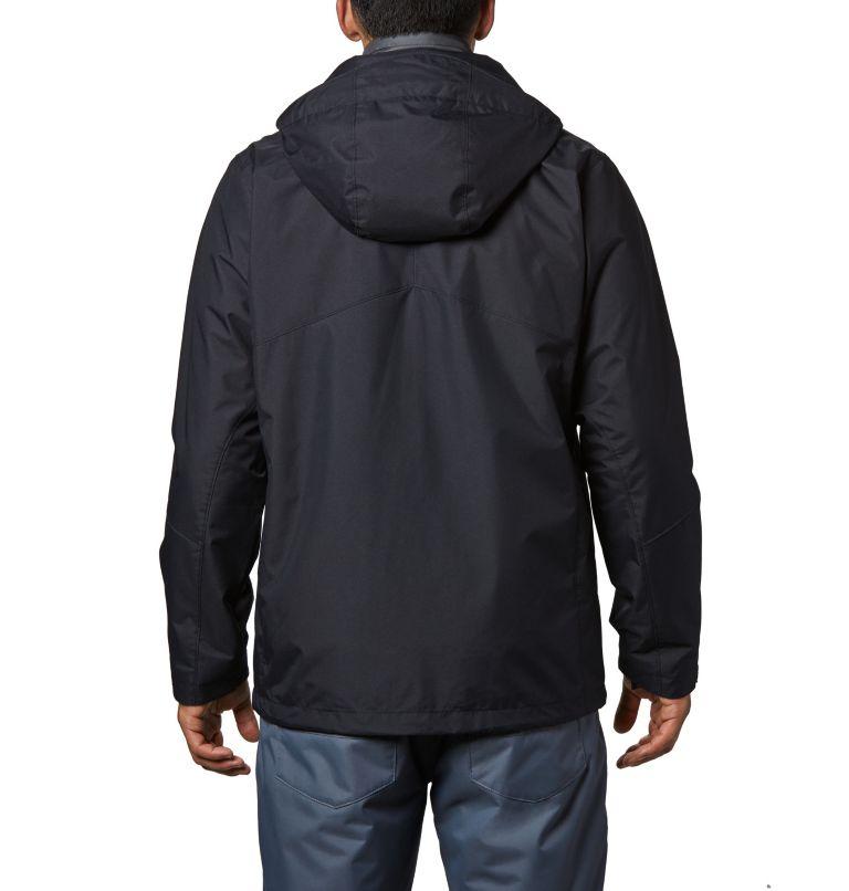 Bugaboo™ II Fleece Interchange Jacket | 010 | 2XT Men's Bugaboo™ II Fleece Interchange Jacket - Tall, Black, back