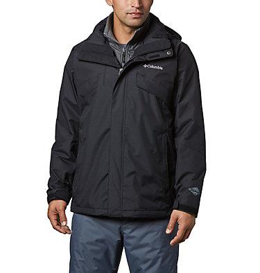 Men's Bugaboo™ II Fleece Interchange Jacket - Tall Bugaboo™ II Fleece Interchange Jacket | 012 | 2XT, Black, front