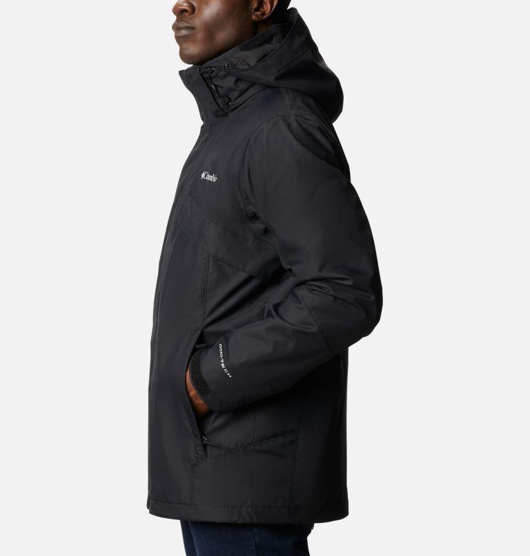 Bugaboo™ II Fleece Interchange Jacket | 012 | 3XT Men's Bugaboo™ II Fleece Interchange Jacket - Tall, Black, a1