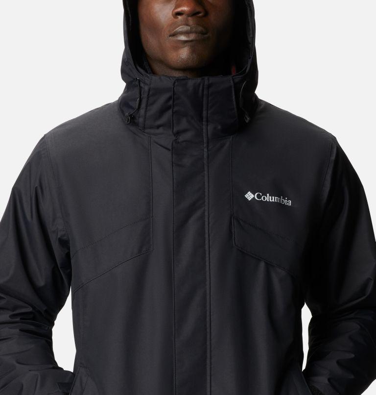 Bugaboo™ II Fleece Interchange Jacket | 012 | 2XT Men's Bugaboo™ II Fleece Interchange Jacket - Tall, Black, a2