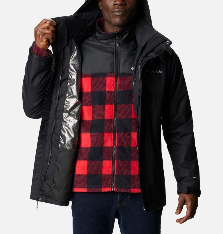 Bugaboo™ II Fleece Interchange Jacket | 012 | 3XT Men's Bugaboo™ II Fleece Interchange Jacket - Tall, Black, a3