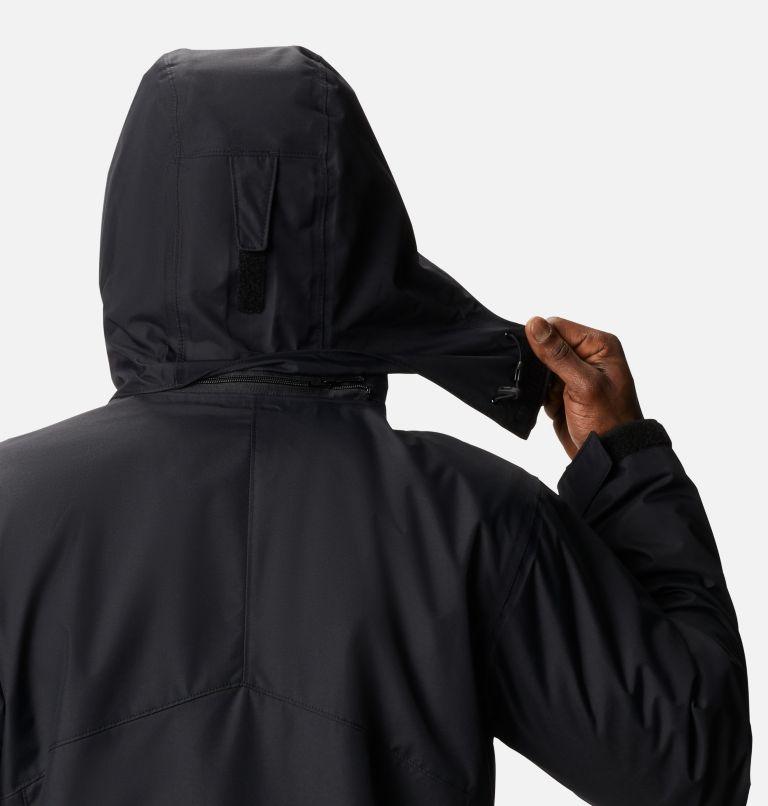 Bugaboo™ II Fleece Interchange Jacket | 012 | 3XT Men's Bugaboo™ II Fleece Interchange Jacket - Tall, Black, a5