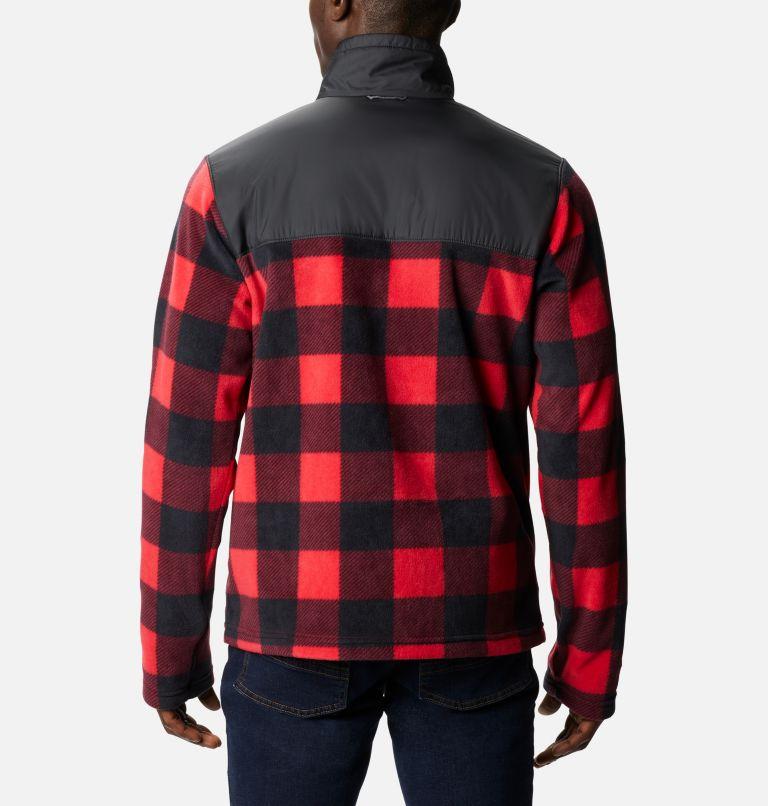 Bugaboo™ II Fleece Interchange Jacket | 012 | 3XT Men's Bugaboo™ II Fleece Interchange Jacket - Tall, Black, a8