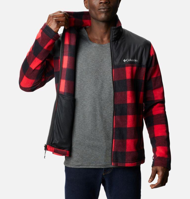Bugaboo™ II Fleece Interchange Jacket | 012 | 3XT Men's Bugaboo™ II Fleece Interchange Jacket - Tall, Black, a9