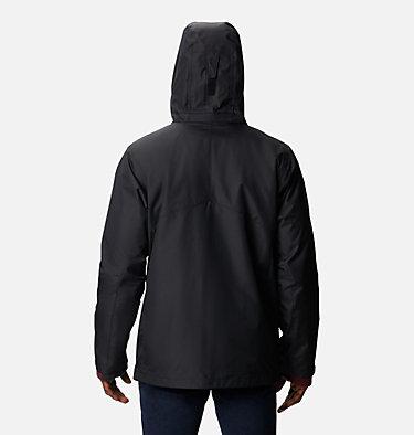 Men's Bugaboo™ II Fleece Interchange Jacket - Tall Bugaboo™ II Fleece Interchange Jacket | 012 | 2XT, Black, back