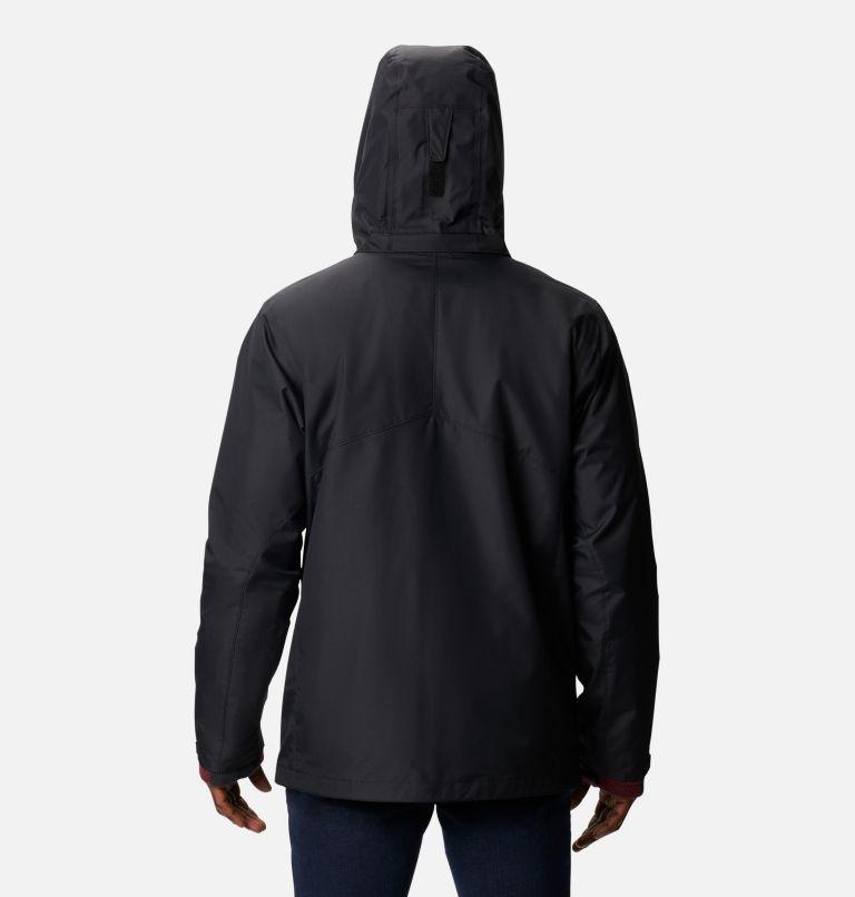 Bugaboo™ II Fleece Interchange Jacket | 012 | 3XT Men's Bugaboo™ II Fleece Interchange Jacket - Tall, Black, back