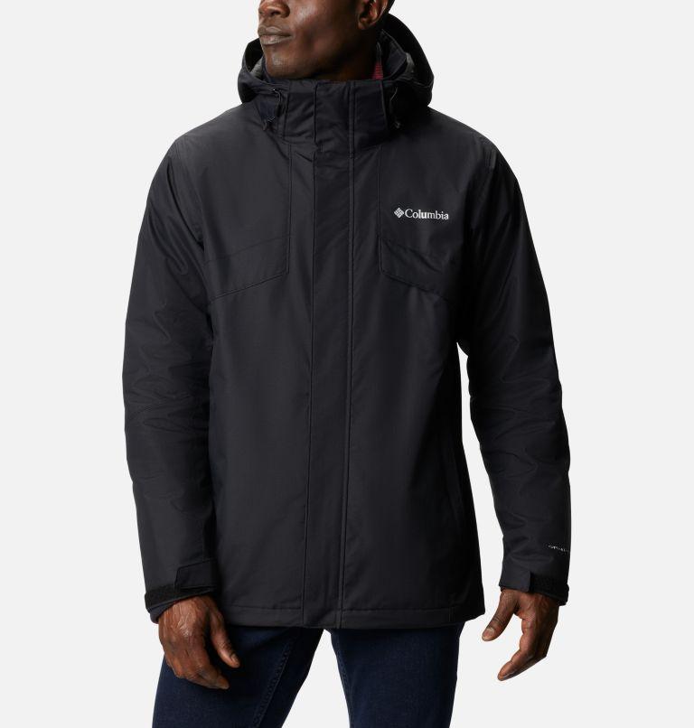 Bugaboo™ II Fleece Interchange Jacket | 012 | 3XT Men's Bugaboo™ II Fleece Interchange Jacket - Tall, Black, front