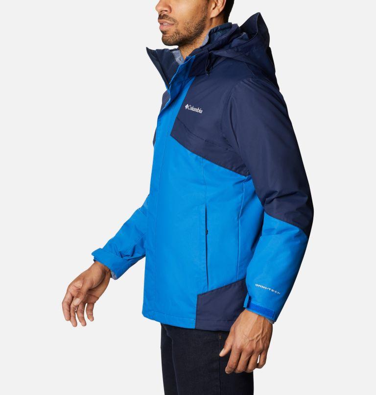 Bugaboo™ II Fleece Interchange Jacket | 432 | 3XT Men's Bugaboo™ II Fleece Interchange Jacket - Tall, Bright Indigo, Collegiate Navy, a1