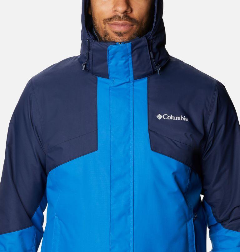 Bugaboo™ II Fleece Interchange Jacket | 432 | 3XT Men's Bugaboo™ II Fleece Interchange Jacket - Tall, Bright Indigo, Collegiate Navy, a2