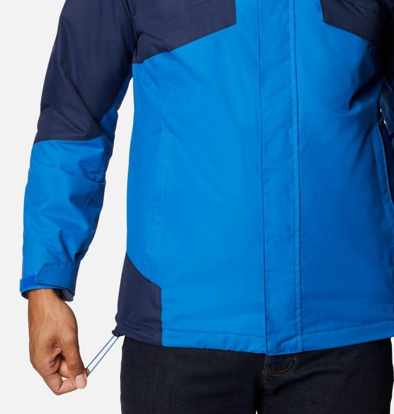 Bugaboo™ II Fleece Interchange Jacket | 432 | 3XT Men's Bugaboo™ II Fleece Interchange Jacket - Tall, Bright Indigo, Collegiate Navy, a4